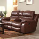 Catnapper 424 Patton Power Lay Flat Reclining Loveseat - Item Number: 64249-1283-29-3083-29