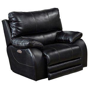 Power Lay-Flat Recliner