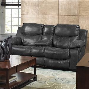 Catnapper Catalina 431 Power Reclining Console Loveseat