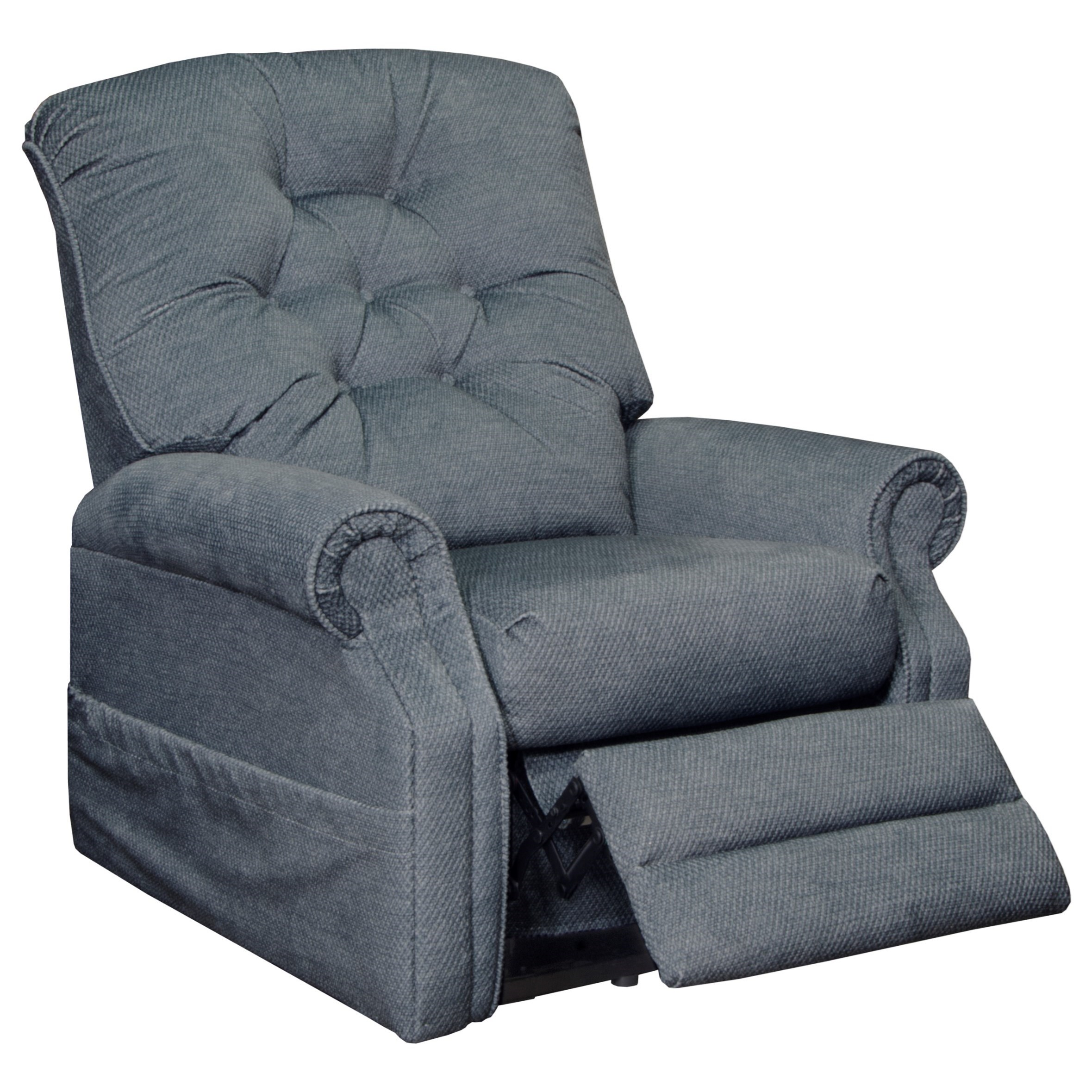 "4824 ""Pow'r Lift"" Recliner by Catnapper at VanDrie Home Furnishings"