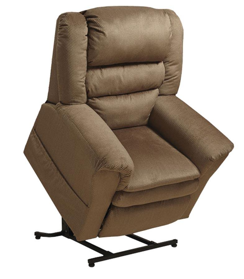 Catnapper Preston Power Lift Recliner with Pillowtop Seat - Item Number: 4850-2148-29