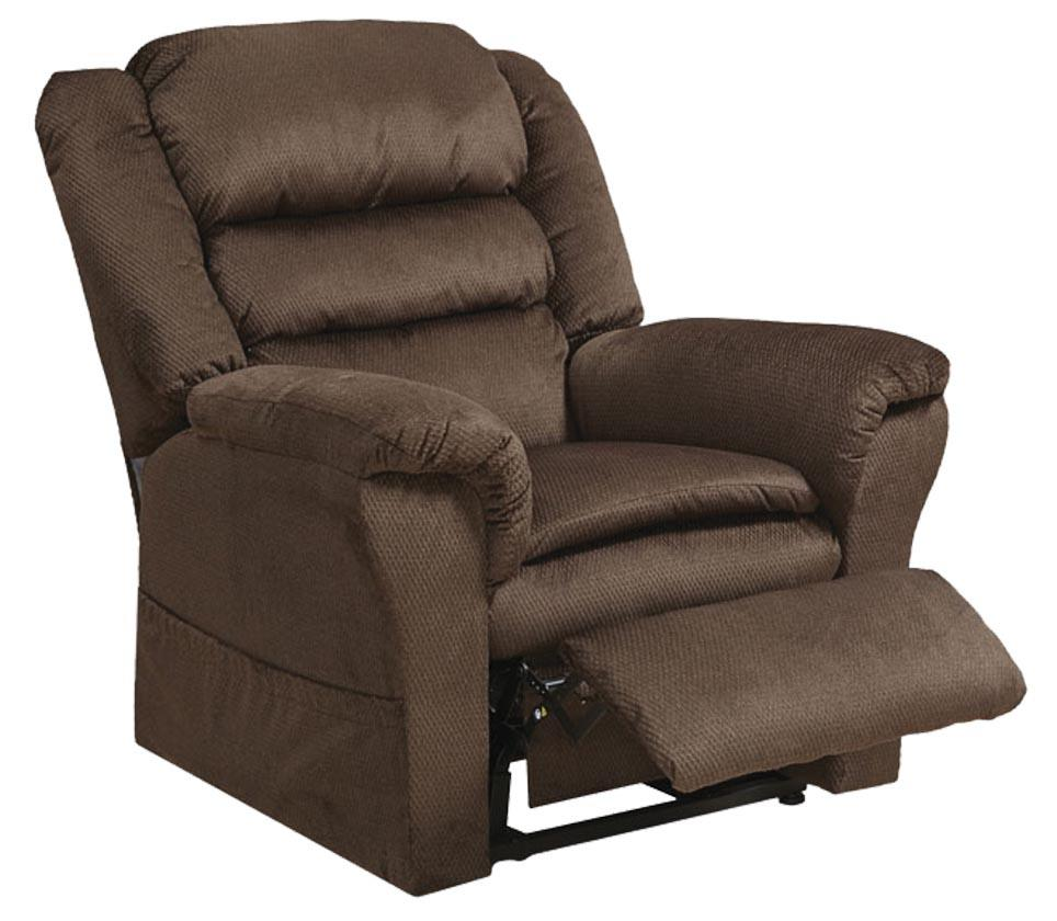 Catnapper Preston Power Lift Recliner with Pillowtop Seat - Item Number: 4850-2148-39