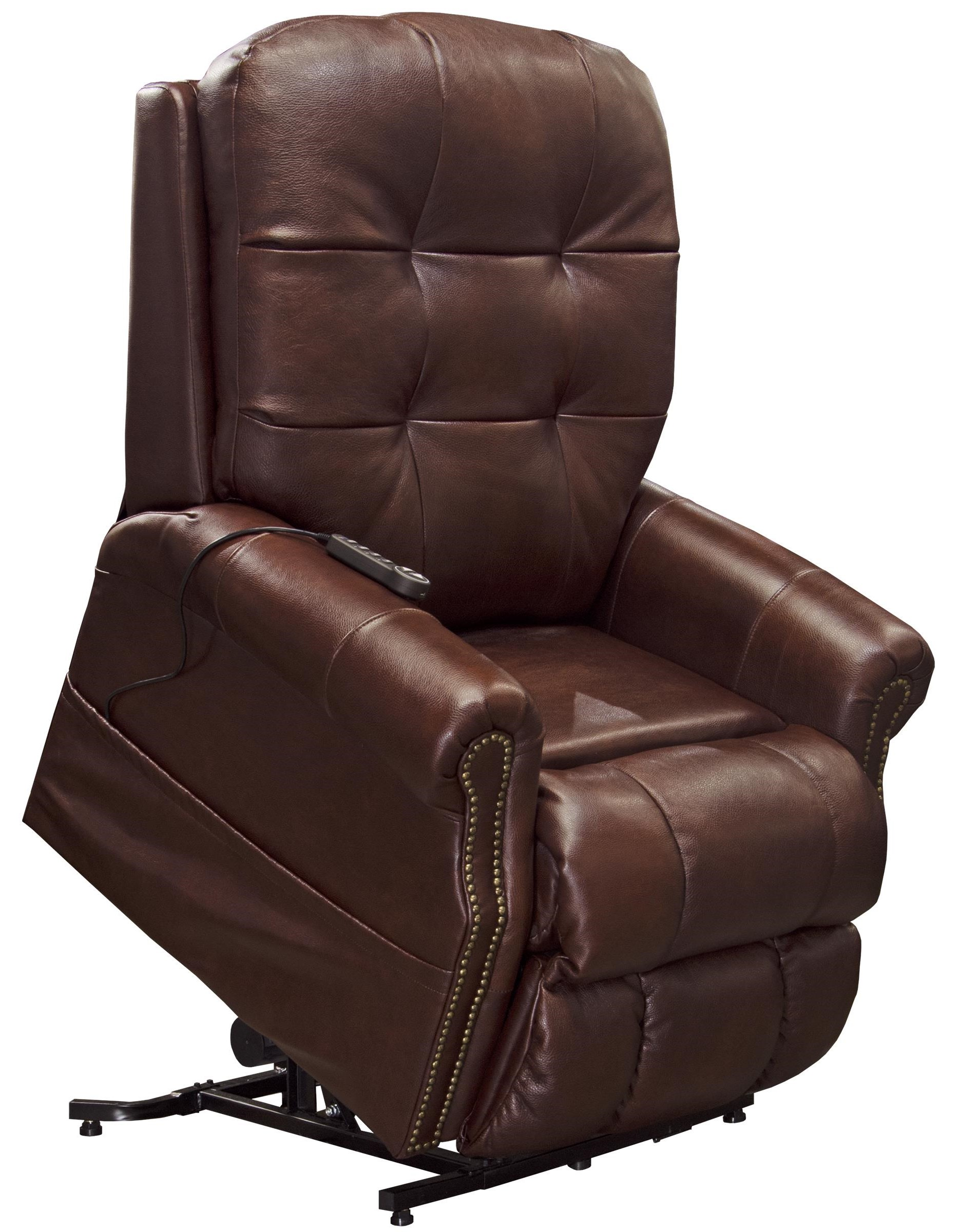Laether Power Lift Recliner