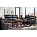 Catnapper Reclining Collection Living Room Group - Item Number: 6427 Living Room Group 1