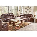 Catnapper Reclining Collection Living Room Group - Item Number: 6427 Living Room Group 2