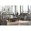 Catnapper Reclining Collection Living Room Group - Item Number: 6427 Living Room Group 3