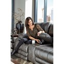 Catnapper Reclining Collection Living Room Group