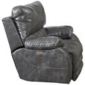 Catnapper Reclining Collection Recliner with Power Headrest and Power Lay Flat
