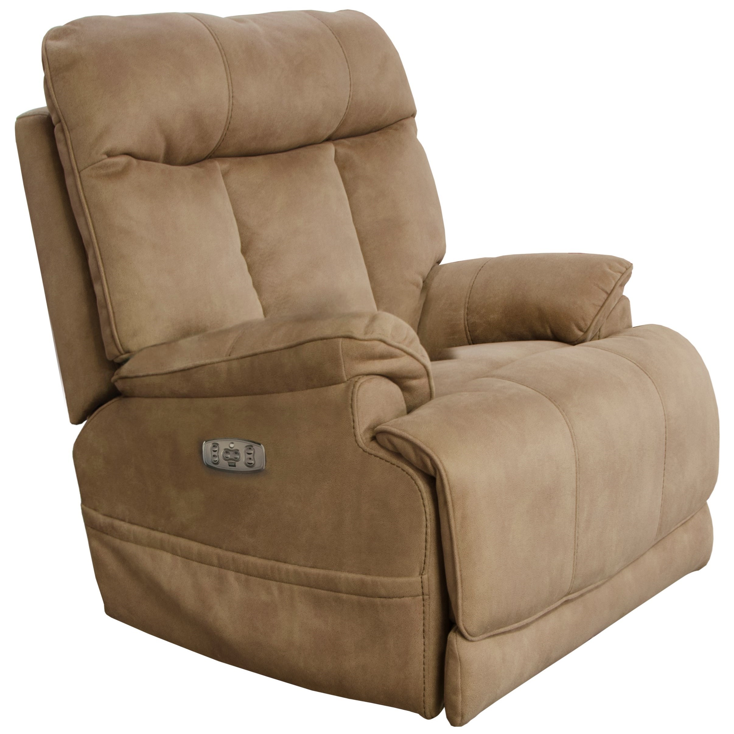 Catnapper Amos Power Lay Flat Recliner - Item Number: 764562-7-1153-36-1253-36