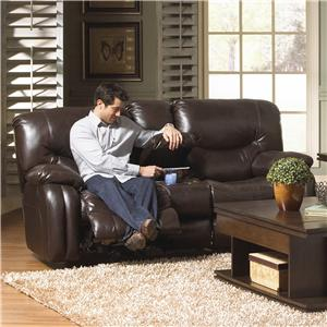Catnapper Arlington Power Reclining Console Loveseat