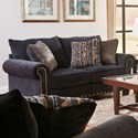 Jackson Furniture Avery Loveseat - Item Number: 326102-1724-53