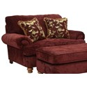 Catnapper Belmont Oversized Chair - Item Number: 4347-01-2663-34