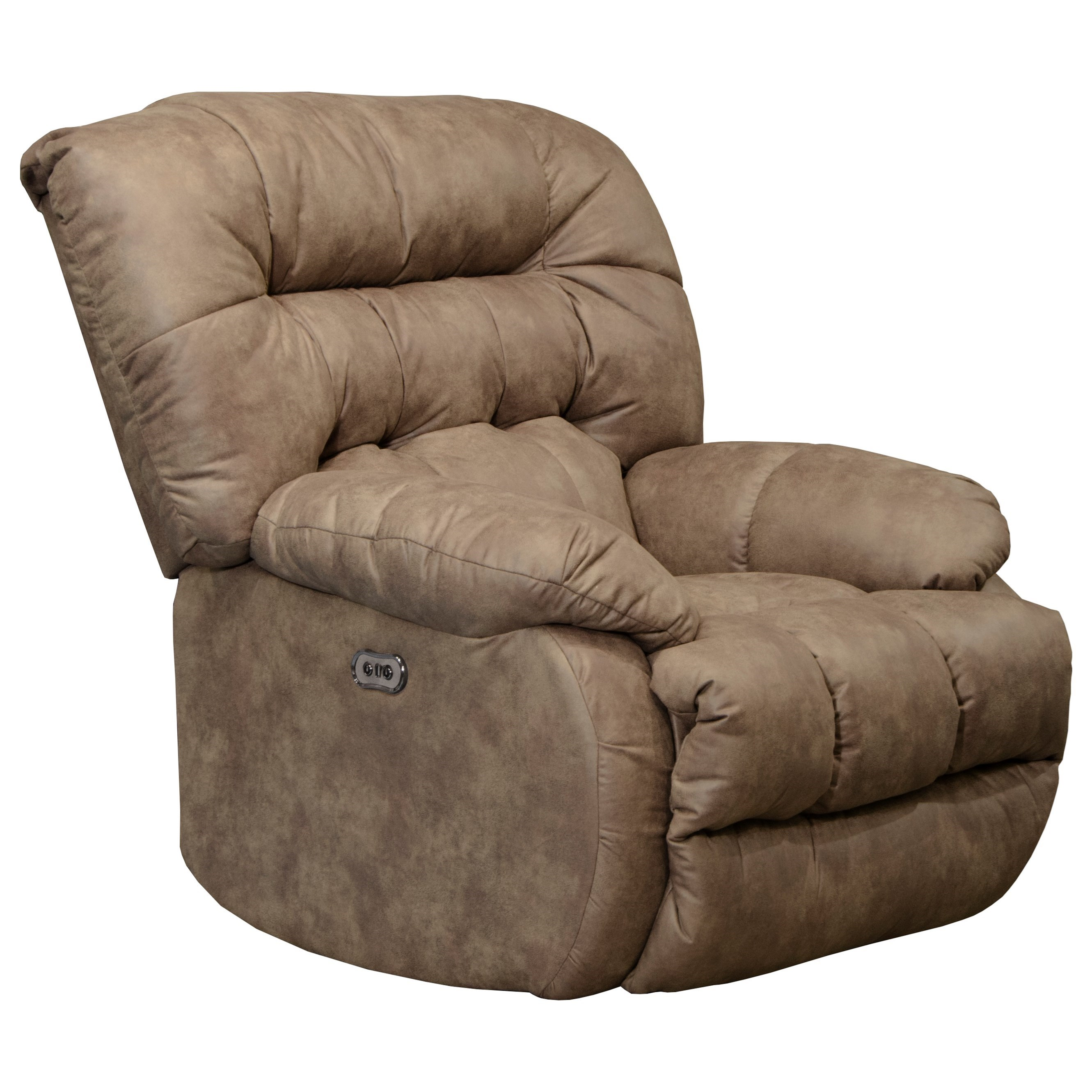 Benny Power Wall Hugger Recliner by Catnapper at Northeast Factory Direct