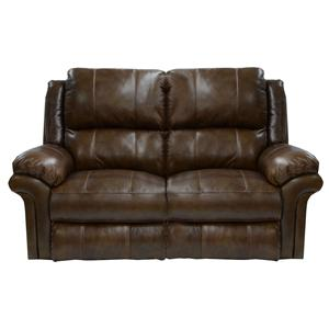 Catnapper Benson Lay Flat Reclining Loveseat