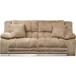 Catnapper Branson Power Lay Flat Reclining Sofa