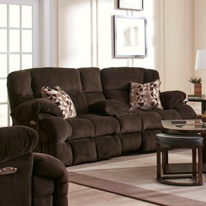 Lay Flat Power Reclining Loveseat