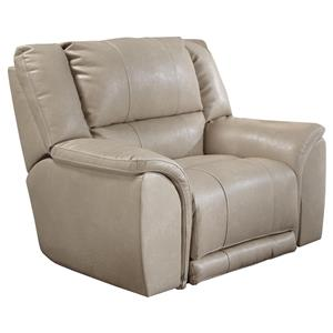 Catnapper Carmine Power Lay Flat Recliner