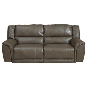 Catnapper Carmine Power Lay Flat Reclining Sofa