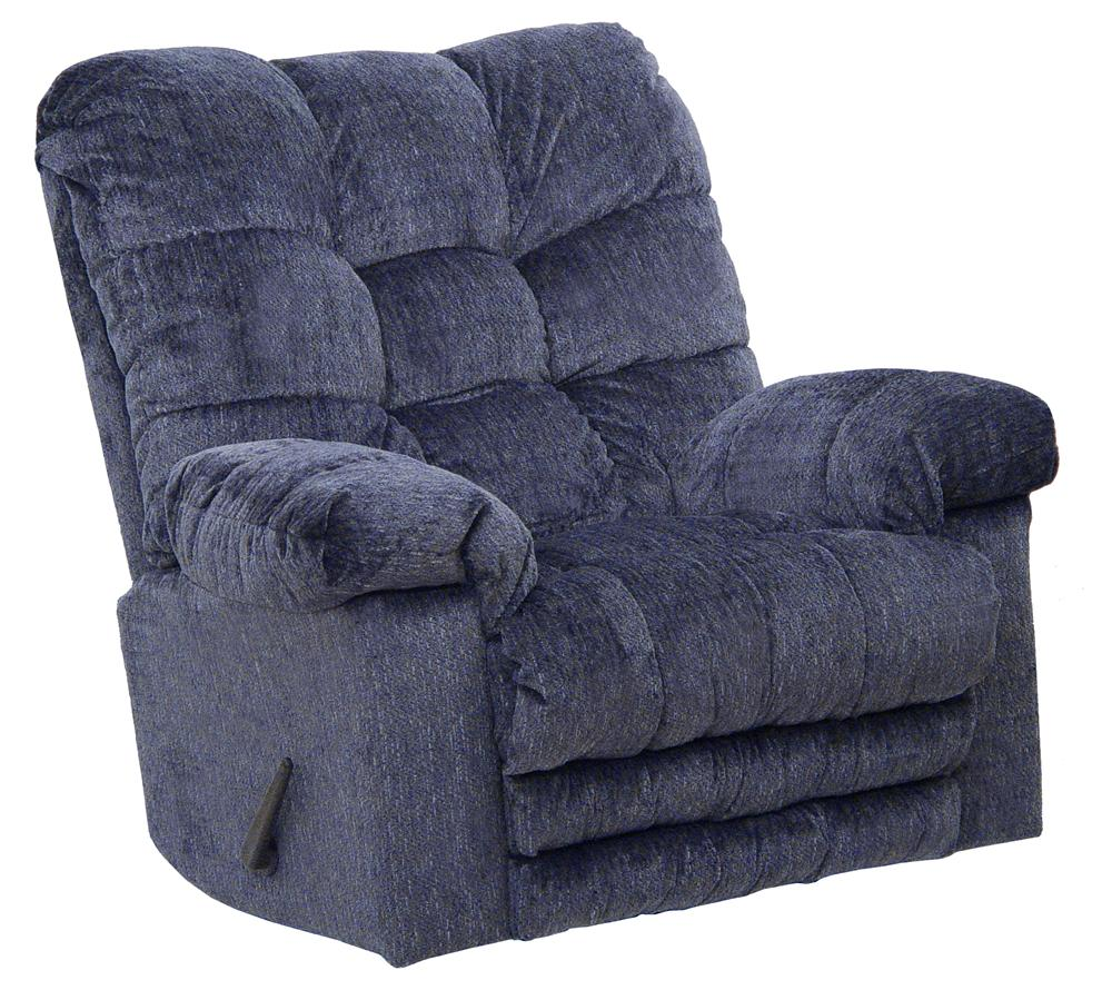 Cloud Nine Chaise Rocker Recliner by Catnapper at Northeast Factory Direct