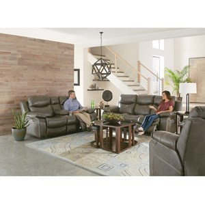 Catnapper Connor Reclining Living Room Group