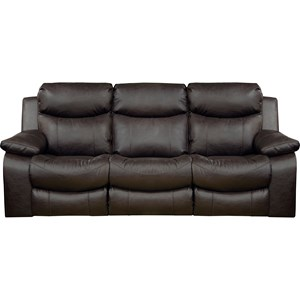 Catnapper Connor Power Lay Flat Reclining Sofa