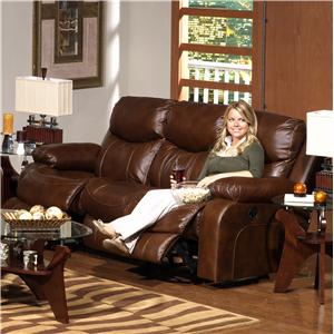 Catnapper Dallas  Reclining Sofa