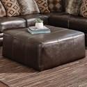 Jackson Furniture Denali Cocktail Ottoman - Item Number: 4378-12-1283-09-3083-09