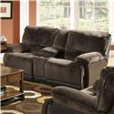 Catnapper Escalade 171 Reclining Counsel Loveseat  - Item Number: 1719 2334-09 1216-09