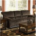 Catnapper Escalade 171 Transitional Power Reclining Sofa - Sofa Shown May Not Represent Exact Features Indicated