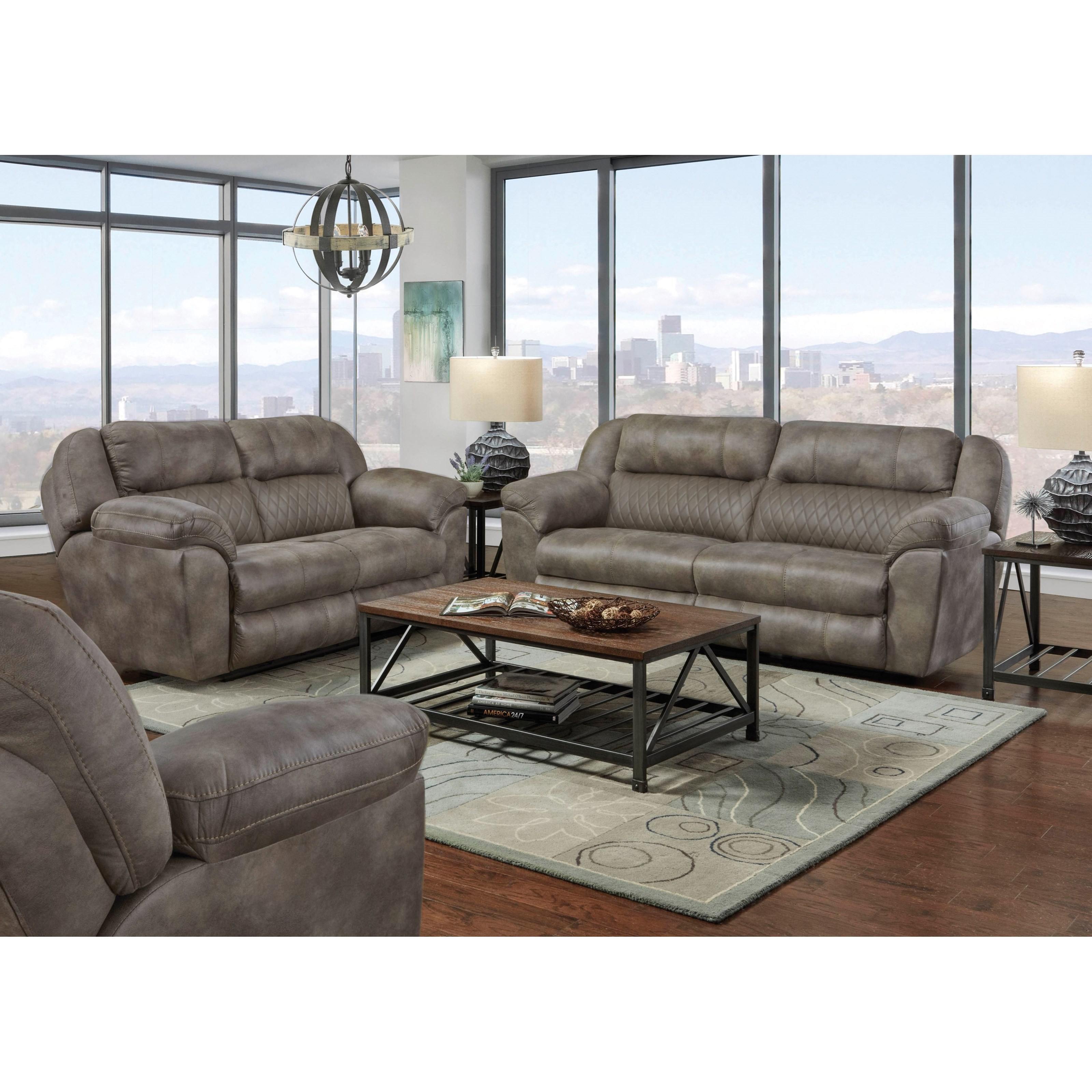 Flynn Power Reclining Living Room Group by Catnapper at Northeast Factory Direct