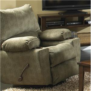 Catnapper Gavin 145 Swivel Glider Recliner