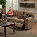 Catnapper Impulse 124 3-Person Reclining Sofa - 1241 2133-29