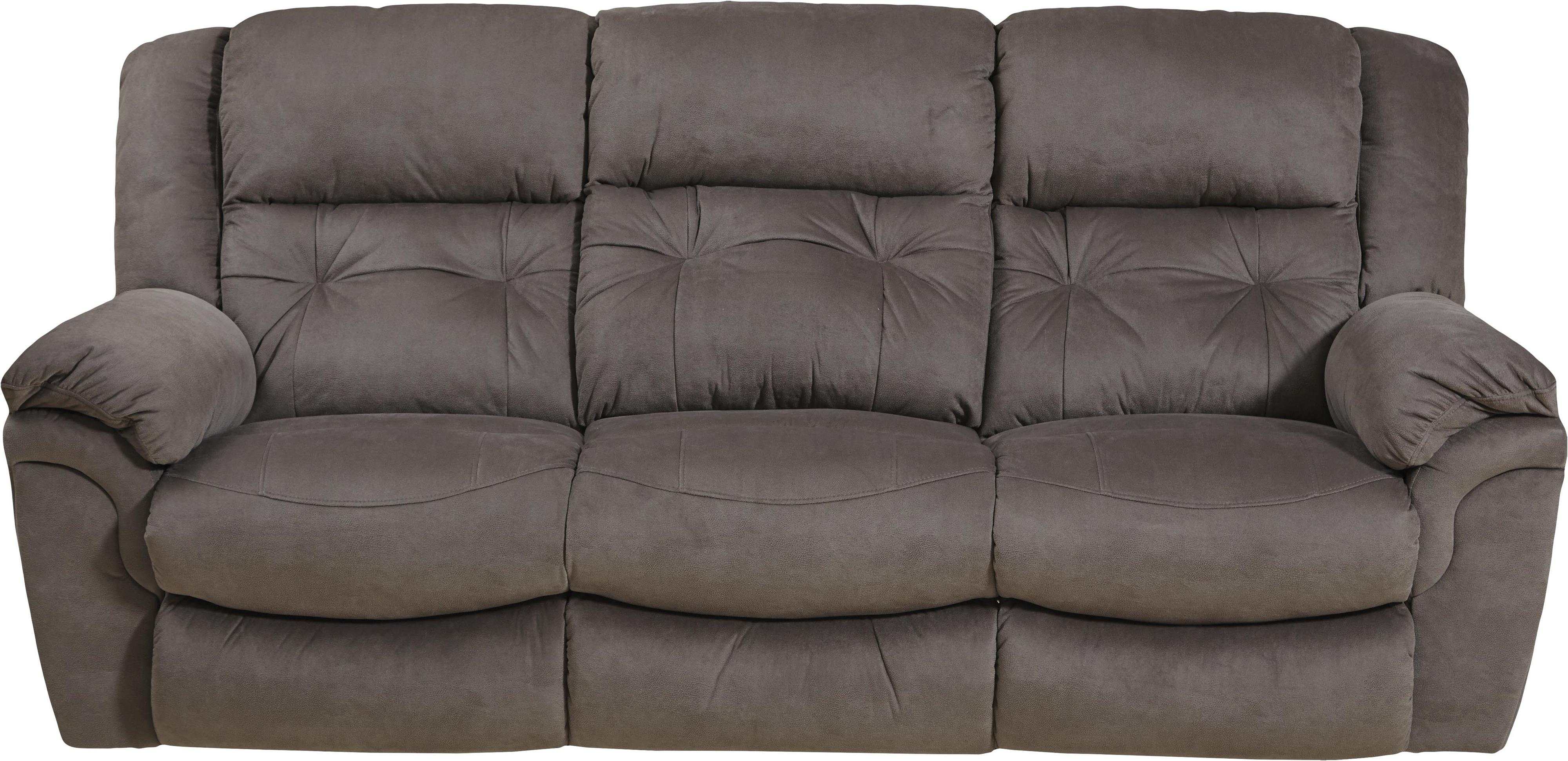 Catnapper Joyner Reclining Sofa With Drop Down Table   Item Number:  4255 2044