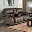 Catnapper Kendall Power Lay Flat Reclining Loveseat - Item Number: 62239-2911-09