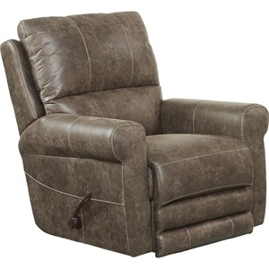 Power Wall Hugger Recliner with USB Port