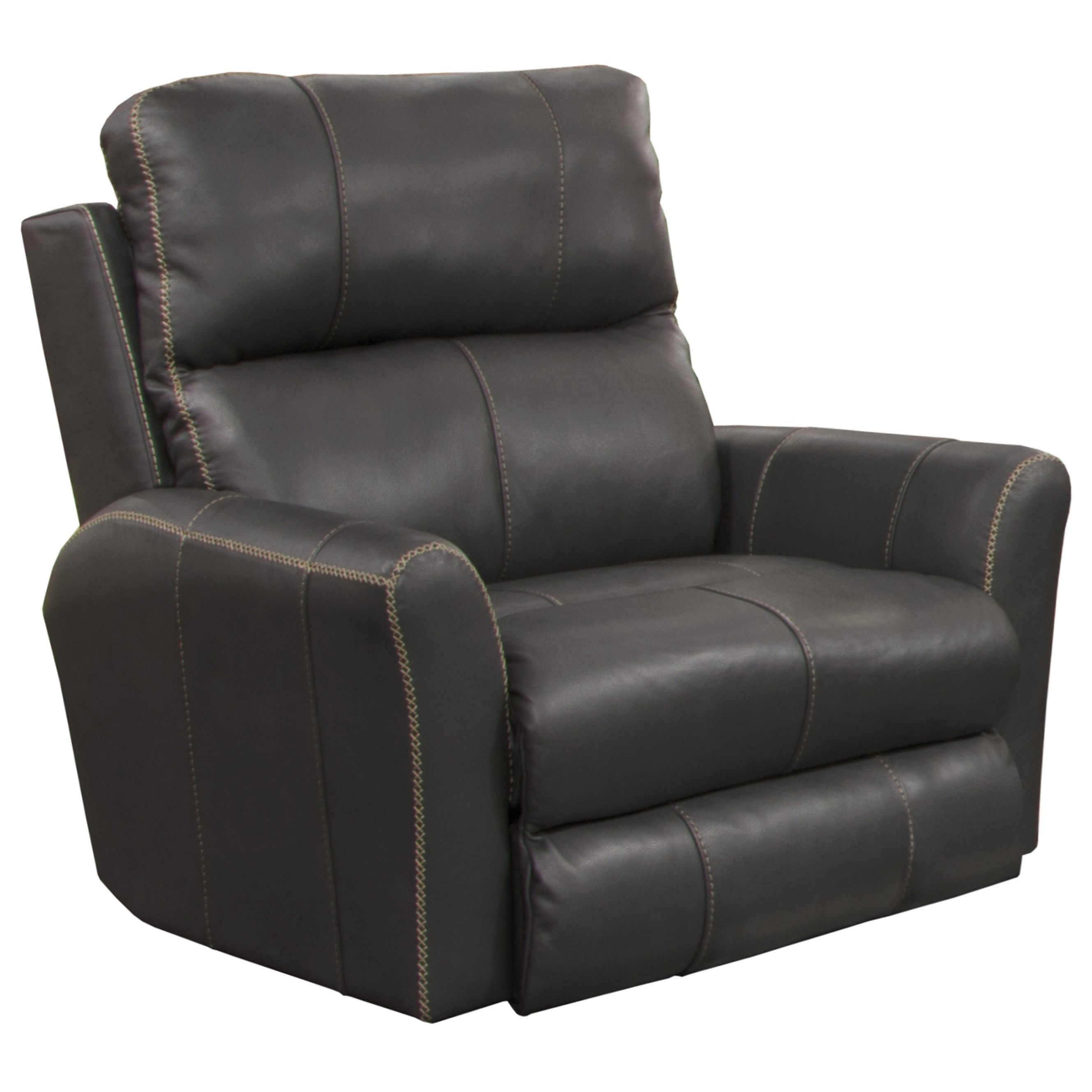 Voice-Controlled Power Lay Flat Recliner
