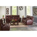 Catnapper Milan Reclining Living Room Group - Item Number: 434 Living Room Group 3