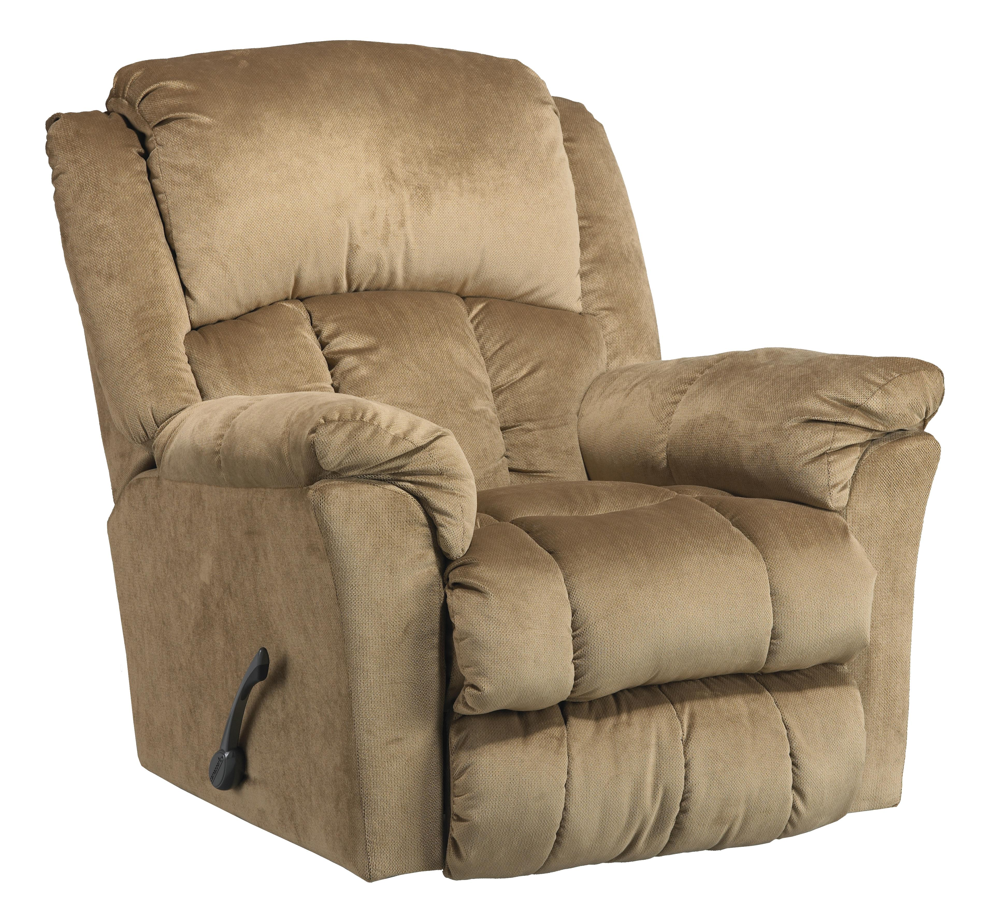 Catnapper Motion Chairs and Recliners Gibson Lay Flat Recliner - Item Number: 4516-7-1831-36