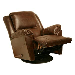 Catnapper Motion Chairs and Recliners Maverick Swivel Glider Recliner