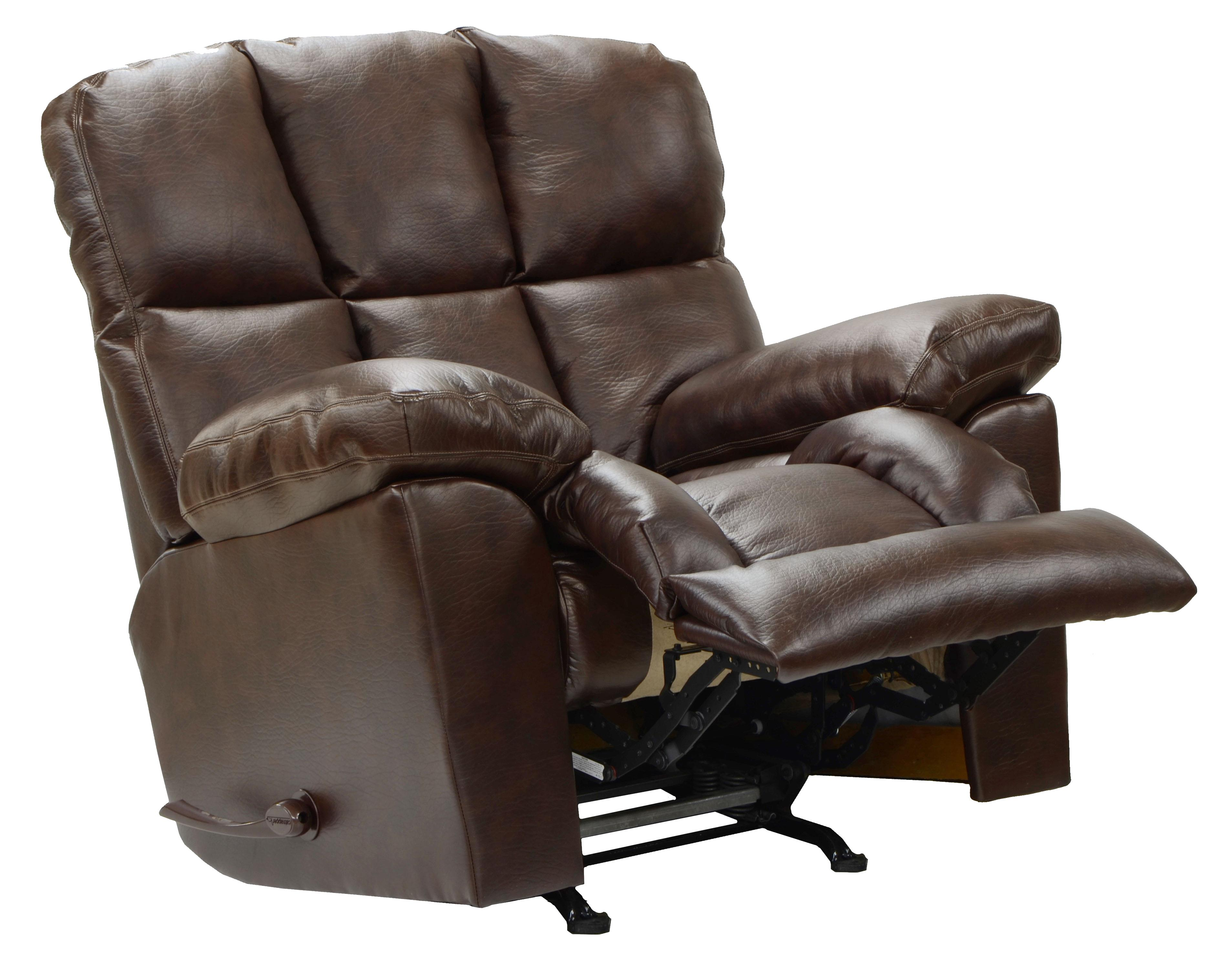 Catnapper Motion Chairs and Recliners Griffey Power Lay Flat Recliner - Item Number: 64549-7 1215-19 3015-09