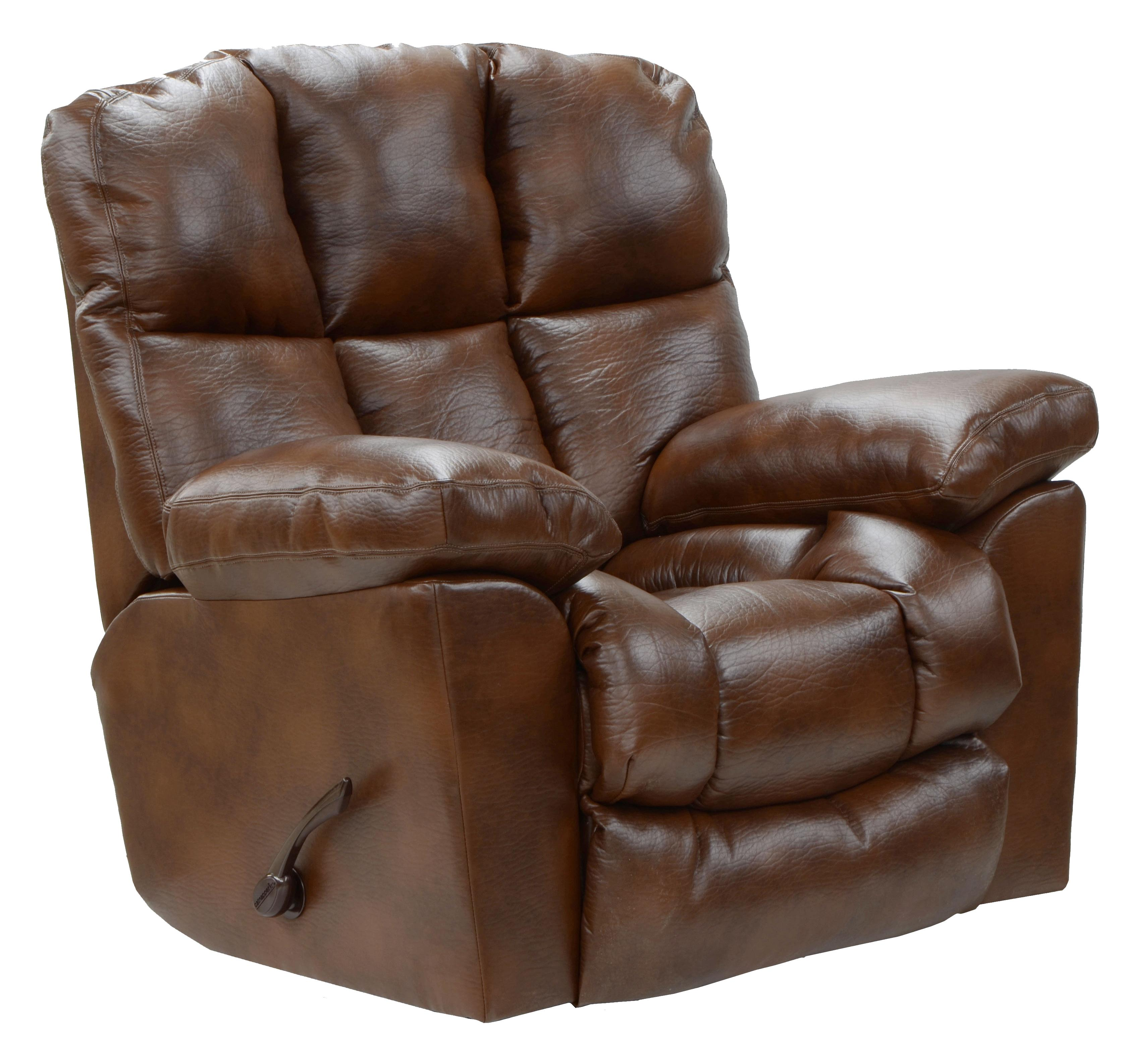 Catnapper Motion Chairs and Recliners Griffey Power Lay Flat Recliner - Item Number: 64549-7 1215-19 3015-19