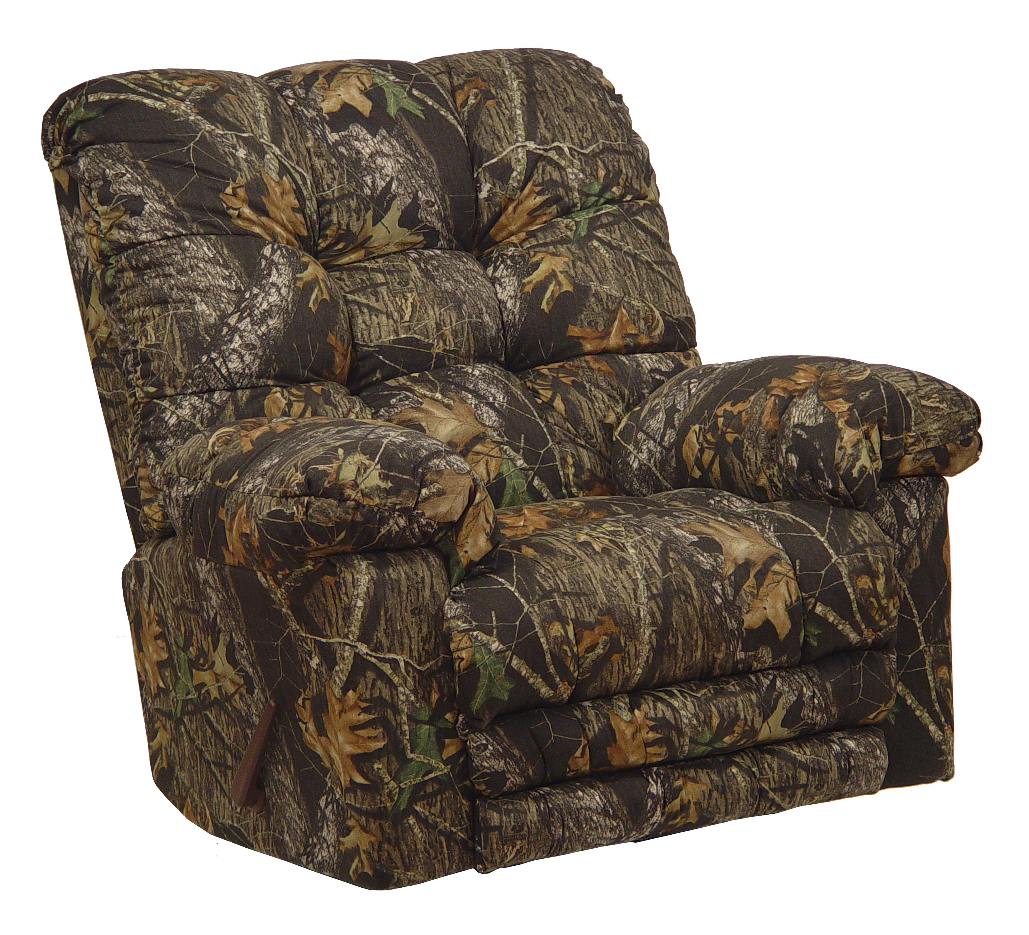 Motion Chairs And Recliners Cloud Nine Duck Dynasty Rocker