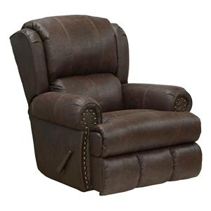Catnapper Motion Chairs and Recliners Dempsey Lay Flat Recliner
