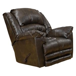 Catnapper Motion Chairs and Recliners Filmore Oversized Rocker Recliner