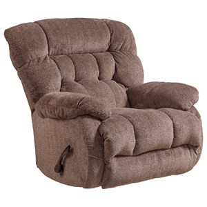 Catnapper Motion Chairs and Recliners Daly Swivel Glider Recliner