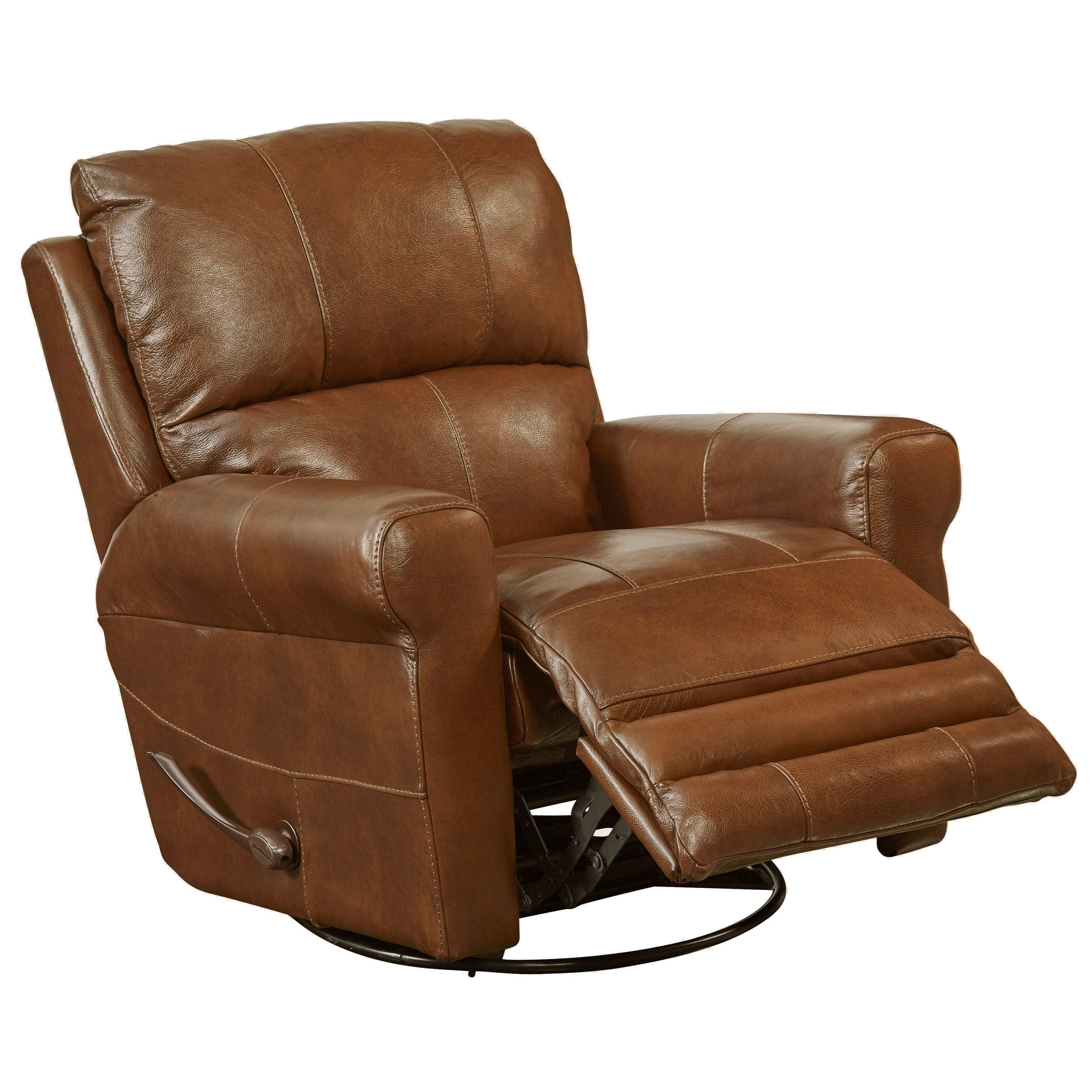 Catnapper Hoffner 64766-7 Power Lay Flat Recliner With USB