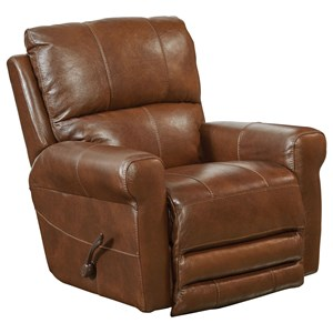 Catnapper Motion Chairs and Recliners Hoffner Swivel Glider Recliner