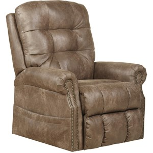 Catnapper Motion Chairs and Recliners Ramsey Lift Chair with Heat and Massage