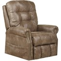 Catnapper Motion Chairs and Recliners Ramsey Lift Chair with Heat and Massage - Item Number: 4857-1227-19-3027-49