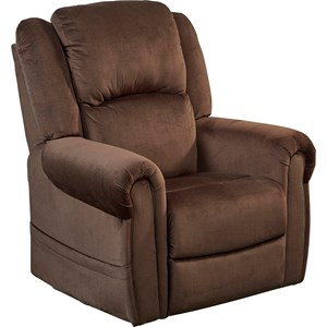 Catnapper Motion Chairs and Recliners Spencer Lift Recliner with Power Headrest
